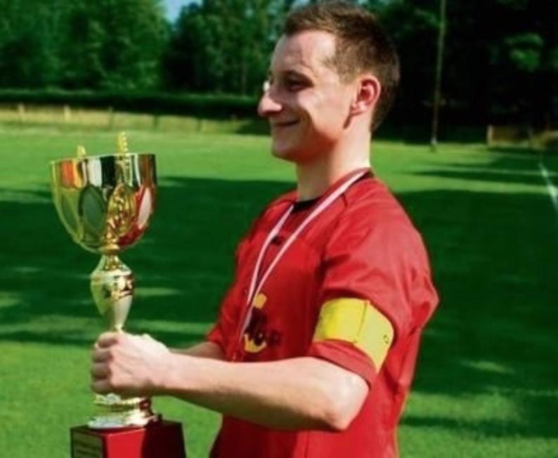 NKP Podhale zwycięstwo w A klasie - Marcin Bobek